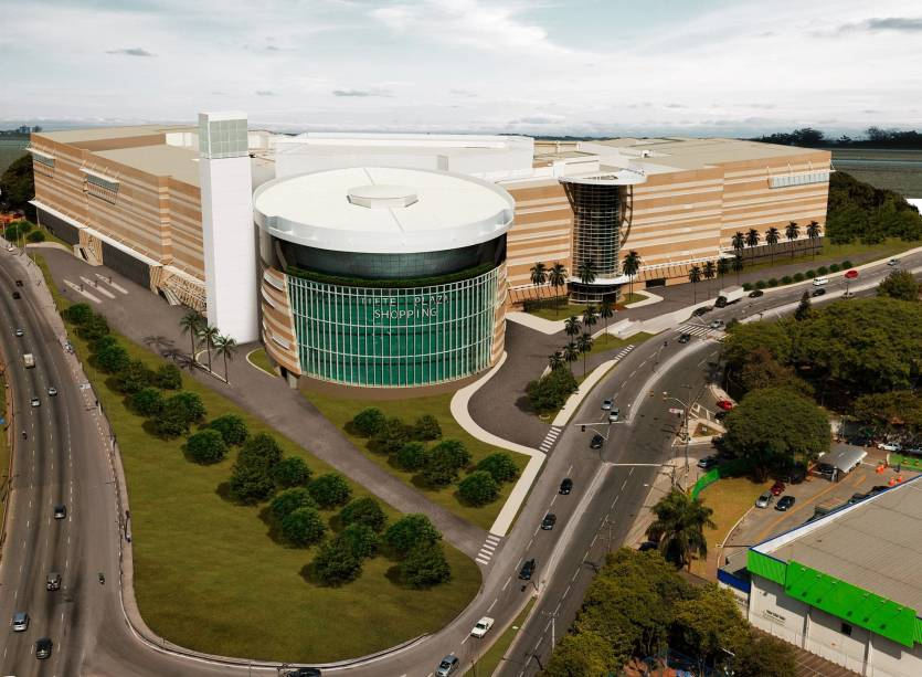 Tietê Plaza Shopping: mais de 120 lojas