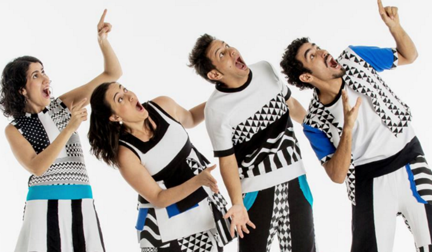 Grupo Tiquequê: música para os menorzinhos (Foto: Divulgação)