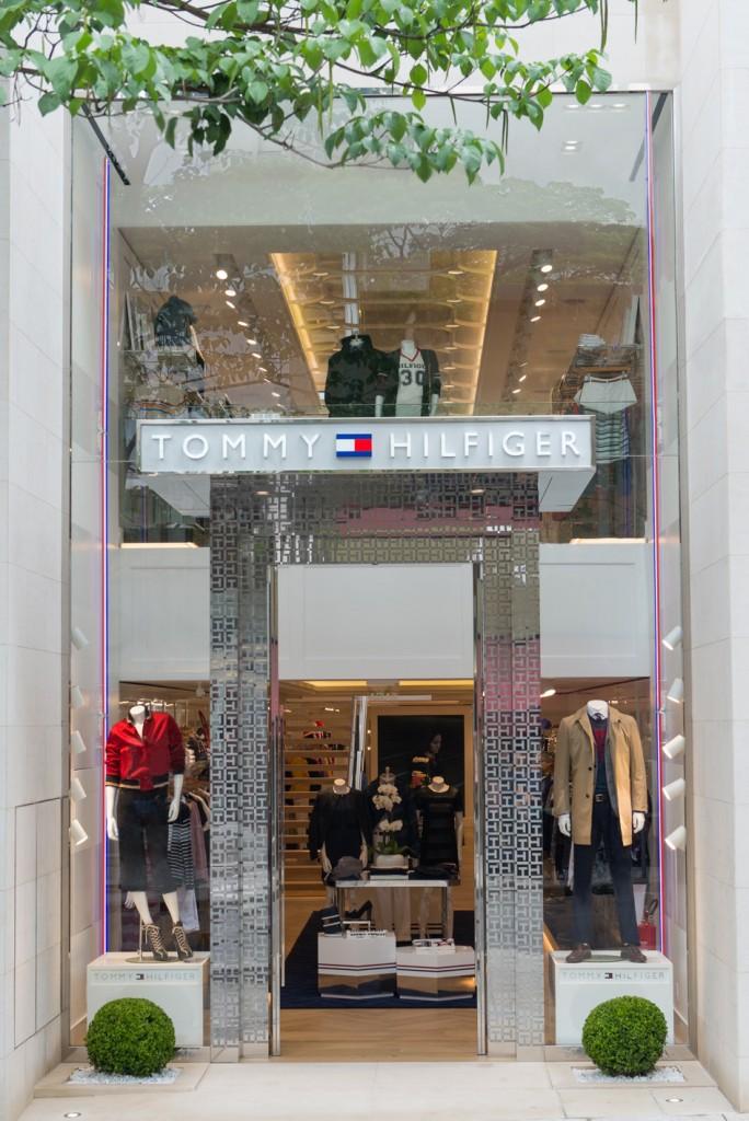 Nova loja da Tommy Hilfiger, na Oscar Freire: boa novidade (Foto: Divulgação)