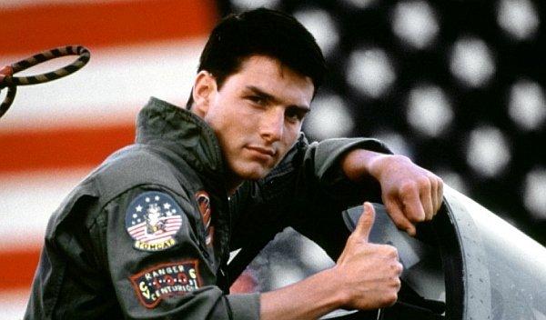 Top Gun: Ases Indomáveis (1986) – 8, 9 e 12 de agosto