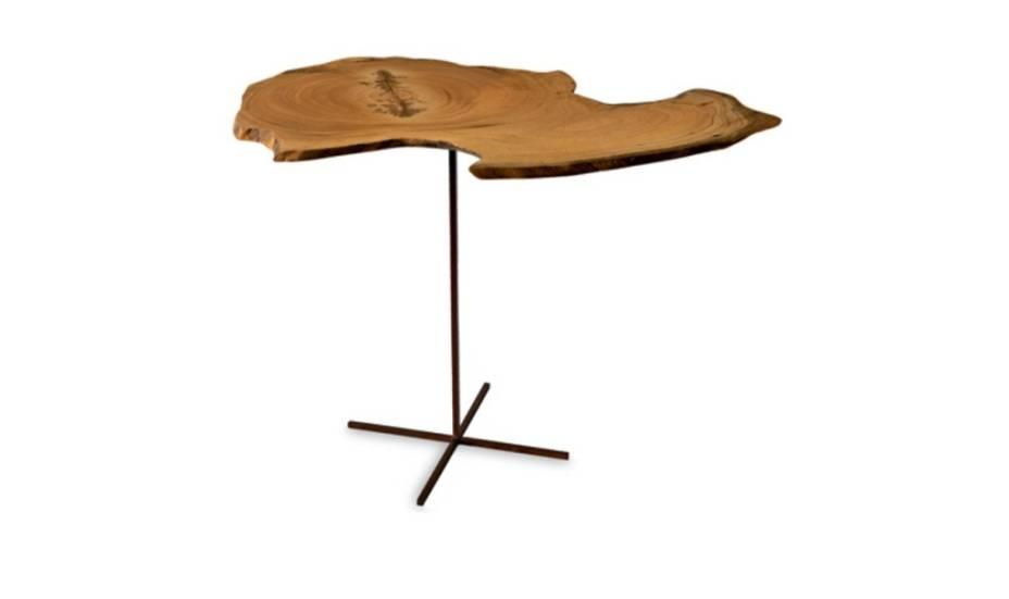 A loja especializada em mobiliário de madeira certificada