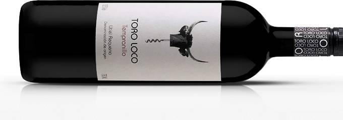 Toro Loco wine