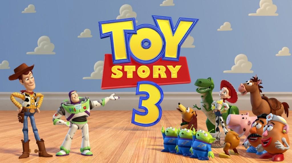 Toy Story 3: cinco indicações e duas estatuetas