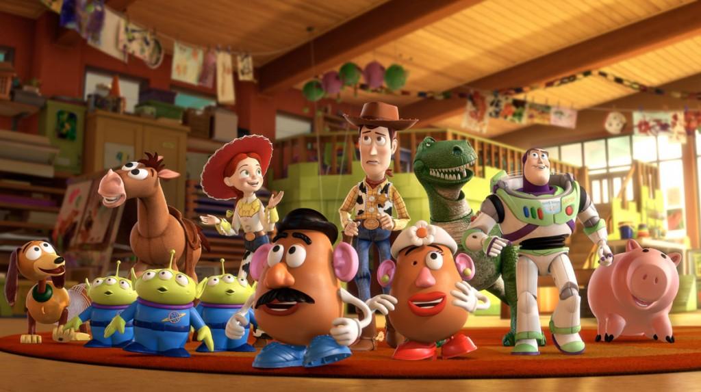 Toy Story 3: os brinquedos fazem chorar