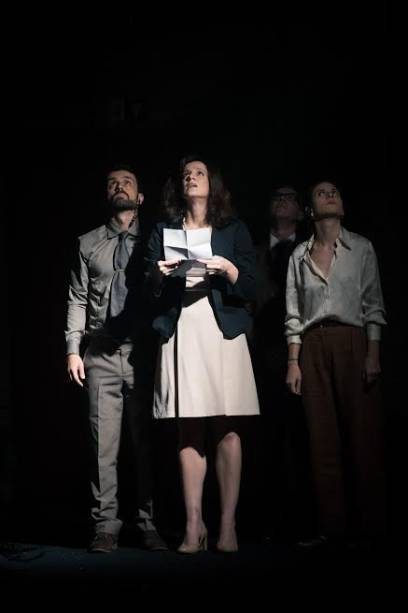 Bolzan, Amanda, Gonzalez e Carolina: atores fazem monólogos