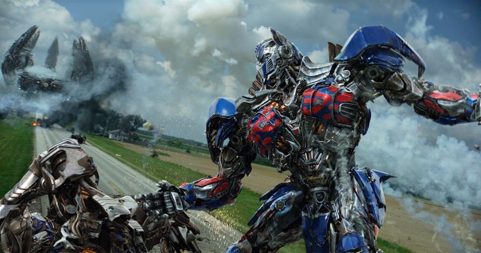 Injustamente, Transformers - A Era da Extinção recebeu o maior número de indicações