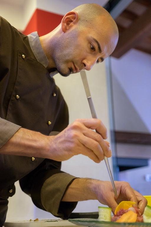 Samuele Bovini: chef apresenta pratos da Úmbria no Trattoria (Foto: divulgação)