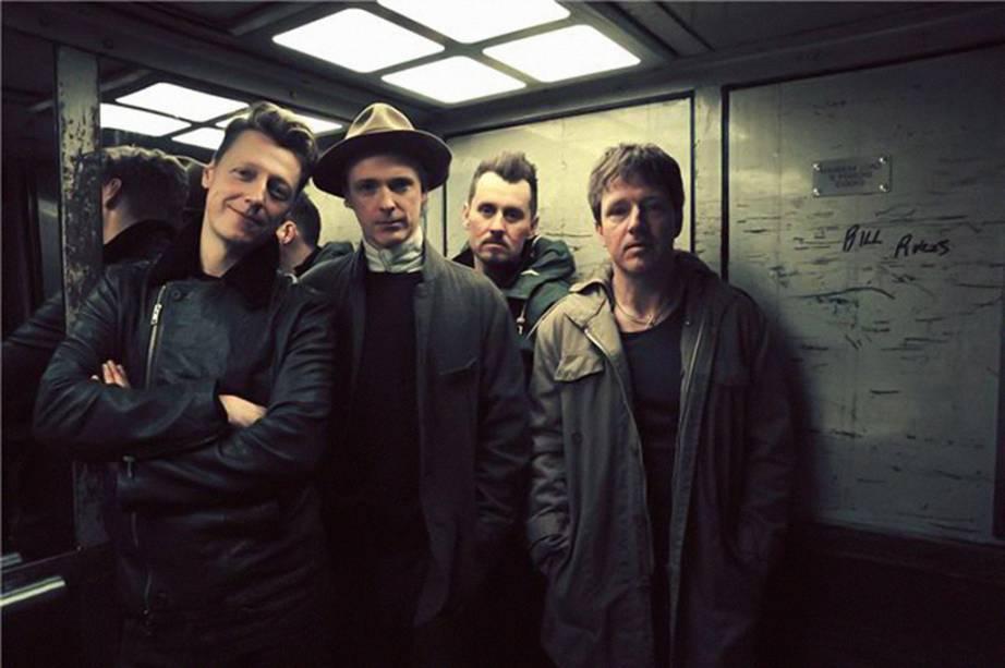 O quarteto escocês Travis mostra o indie pop do novo disco, <em>Where You Stand</em> - 17h30 no Palco Terra