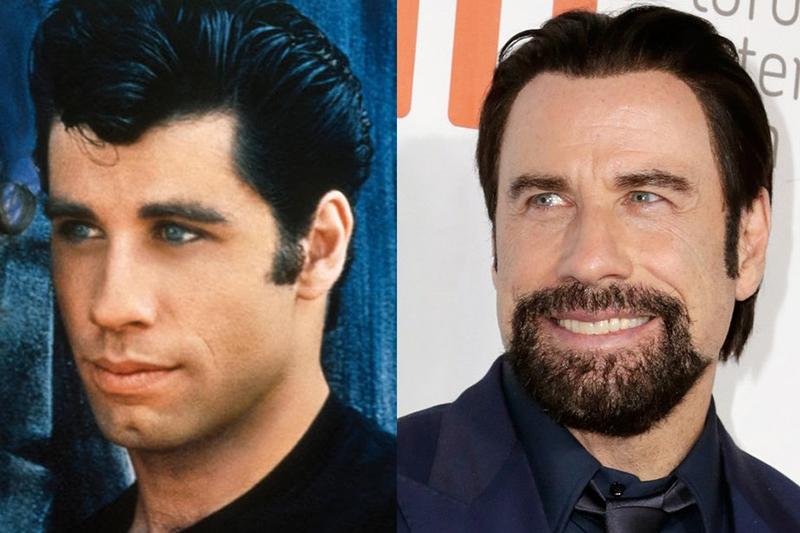 John Travolta seguiu carreira, ressurgiu em Pulp Fiction e, hoje, vem se metendo em várias roubadas no cinema