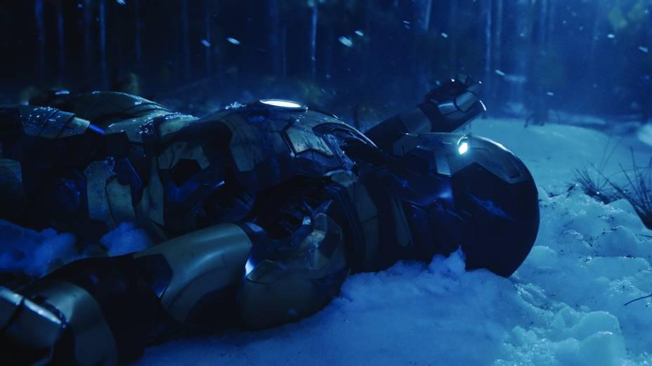 Homem de Ferro 3: o industrial Tony Stark tem sua vida destruída