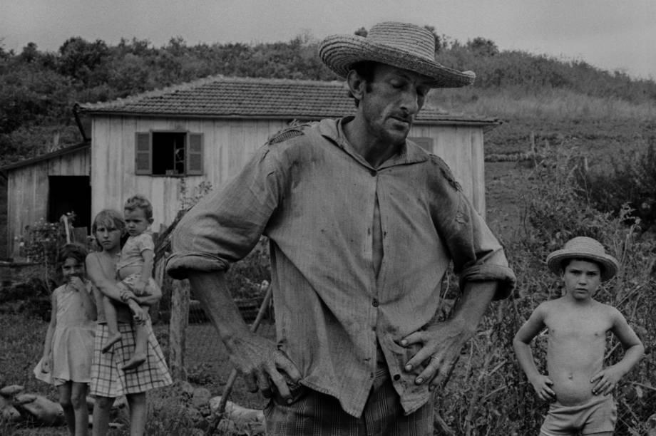Série Santa Soja (1978), fotografia de Luiz Abreu