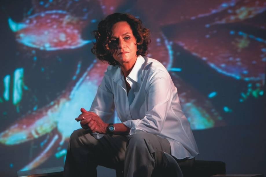 Regina Braga protagoniza Um Porto para Elizabeth Bishop: monólogo enfoca a vivência da poetisa americana no Brasil
