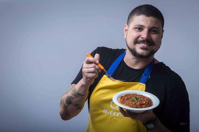 Lemos: de participante do MasterChef a consultor culinário (Fotos: divulgação)