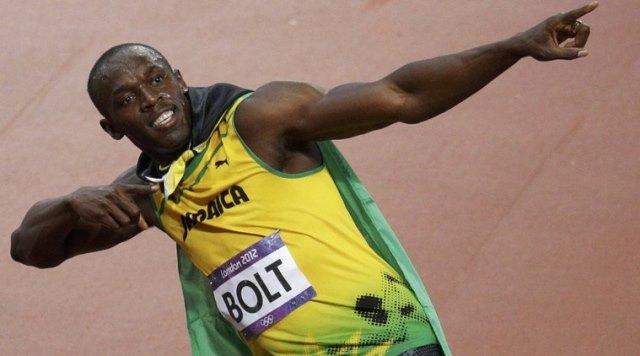O jamaicano Usain Bolt é leonino e faz 30 anos no domingo (21)