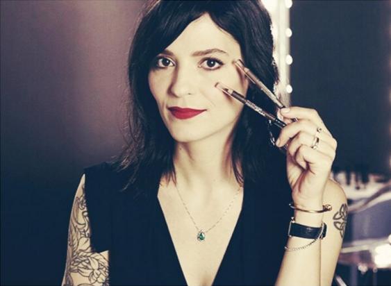 A maquiadora Vanessa Rozan (Foto: Reprodução/Instagram)
