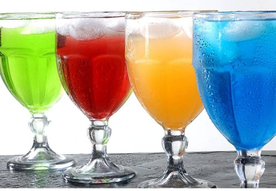 Mix Sodas