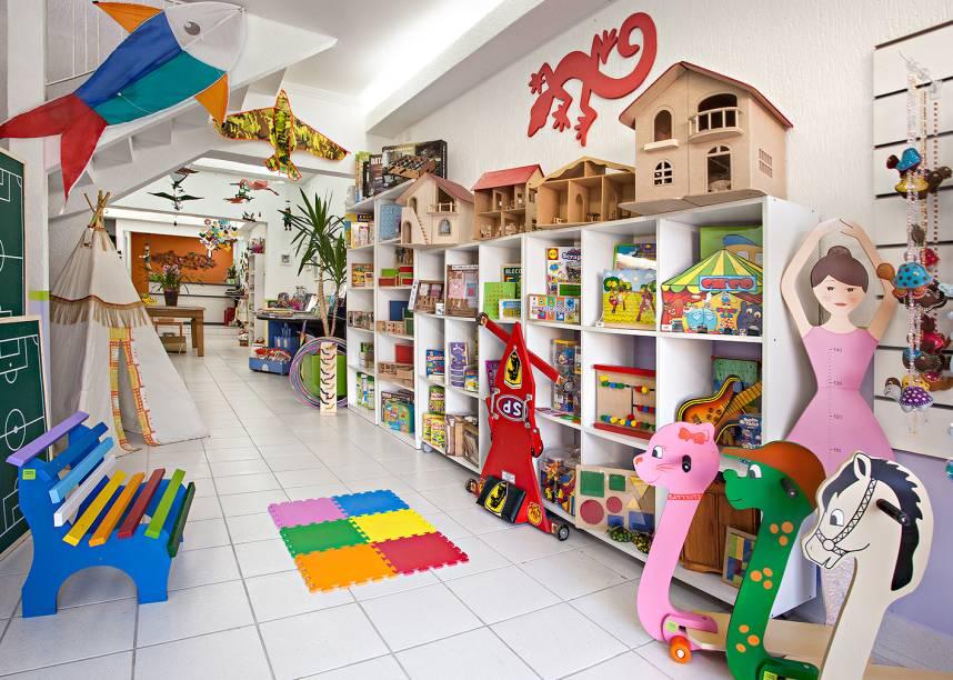Verde Limão: loja foi inaugurada em 2007 por uma pedagoga
