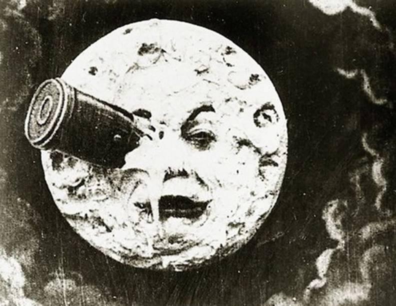 """""""Viagem à Lua"""" (1902): clássico de Meliés será exibido com trilha sonora executada ao vivo"""