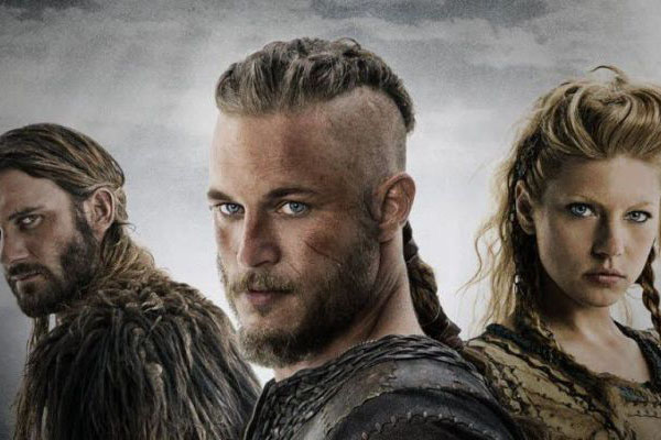 'Vikings': lendas nórdicas ganham vida