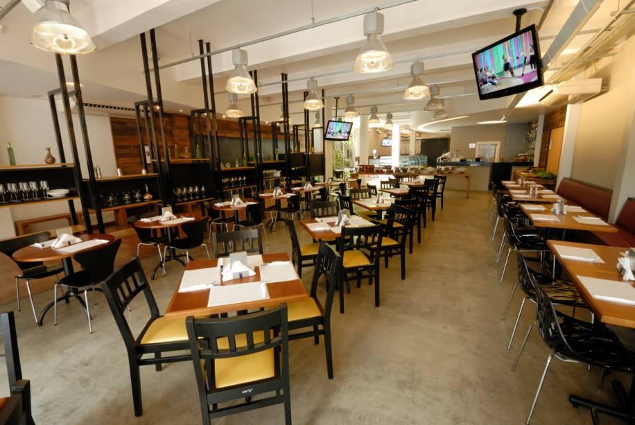Restaurante italiano - Villa Mille