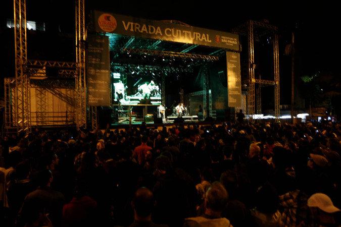 Virada Cultural - Show Stanley Jordan 2 - Ricardo D'Angelo
