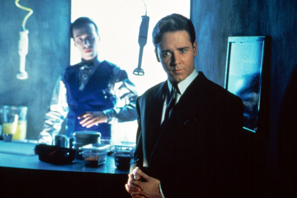 Assassino Virtual (1995): um vilão do futuro enfrentando o personagem de Denzel Washington