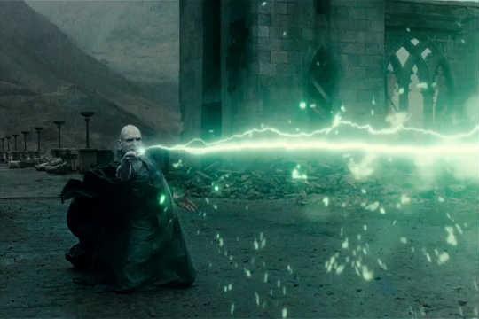 """""""Harry Potter e as Relíquias da Morte"""" faz parte da programação"""