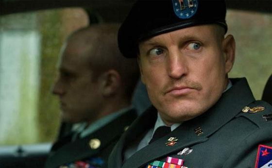 Woody Harrelson em O Mensageiro: segunda indicação
