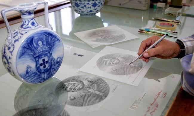 Porcelanas - Luxo Ed.: 2376
