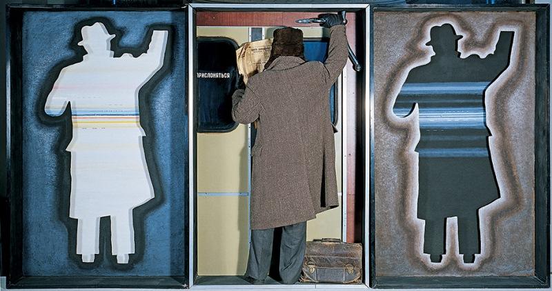 """a exposição """"Visões na Coleção Ludwig"""""""