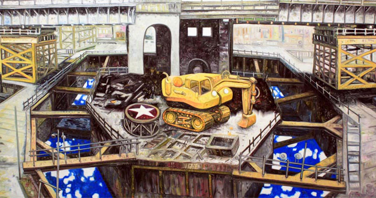 Yellow Elephant (2013): trabalhadores do mundo inteiro são como máquinas escravizadas