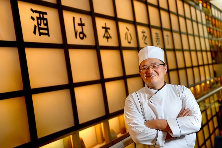 Yamauchi: mais de duas décadas de experiência