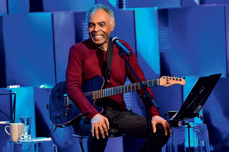 Gilberto Gil - Musical O Rei Leão