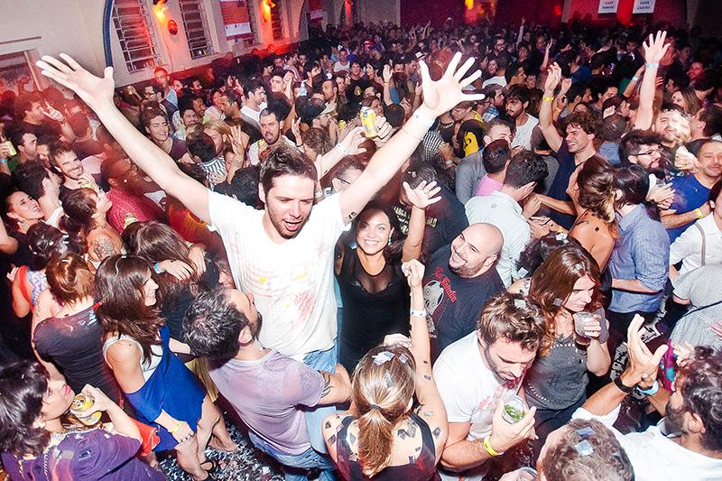 Javali: criador da festa retoma antigo projeto eletrônico, a festa I Feel Love