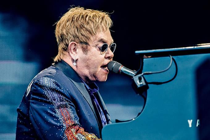 Elton Johnn