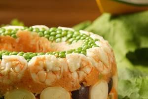 Amadeus: entre as especialidade de camarão está o cuscuz