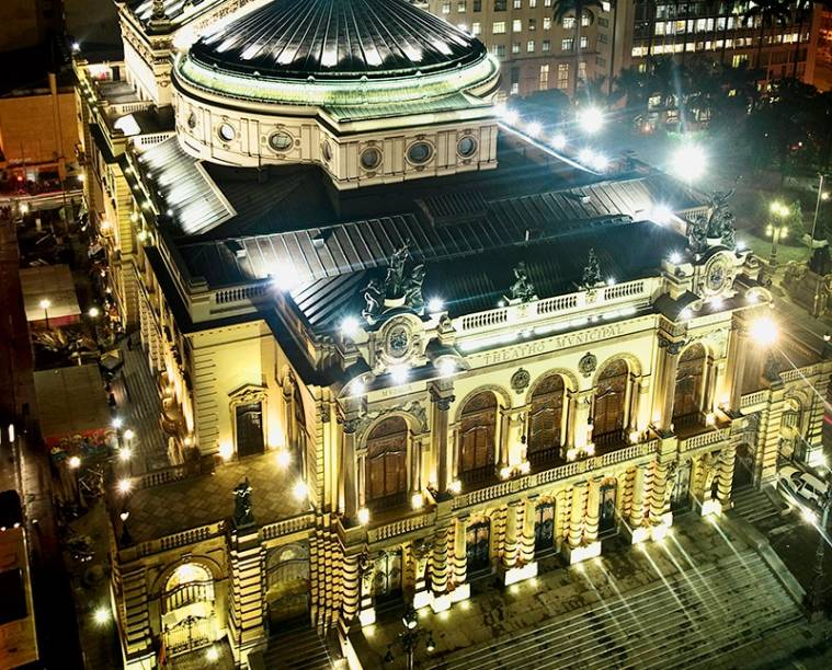 Óperas do Teatro Municipal