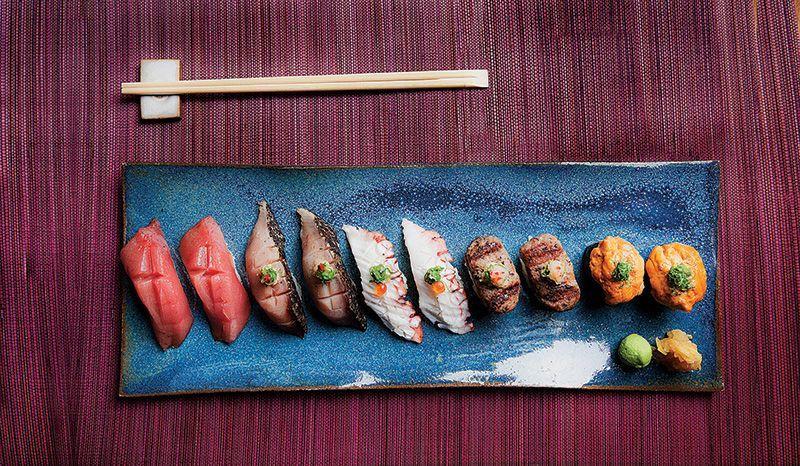 Nakka - sushis