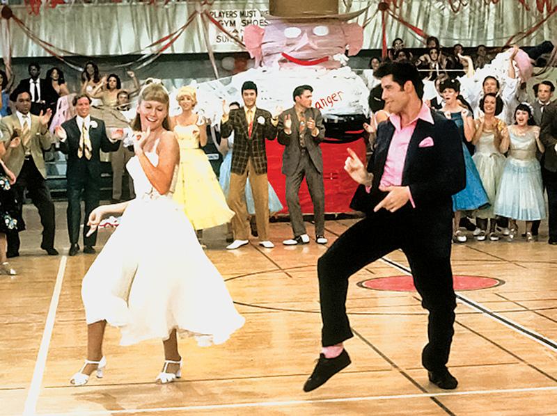 Grease — Nos Tempos da Brilhantina: Olivia Newton-John e John Travolta