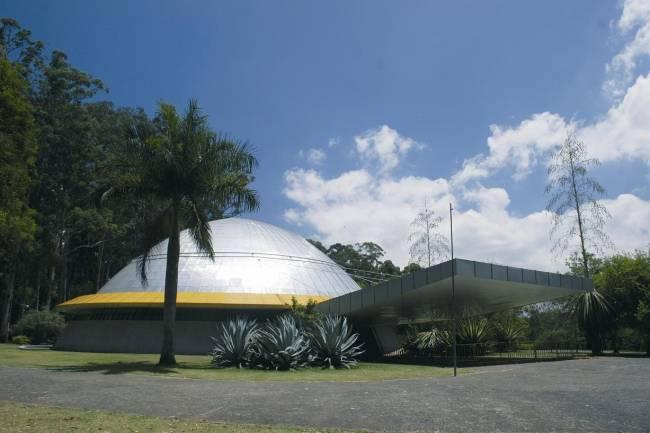 Planetário Ibirapuera