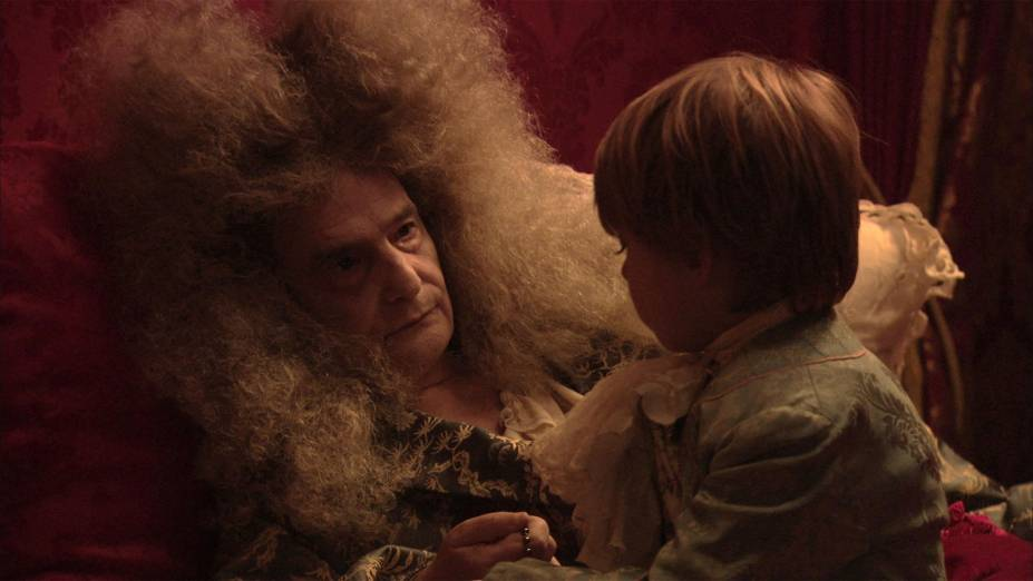 'A Morte de Luís XIV'