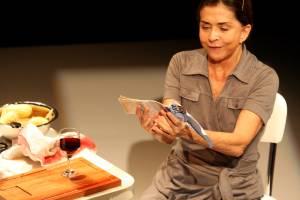 """Betty Faria em """"Shirley Valentine"""": peça correu o Brasil em 2009 e 2011"""