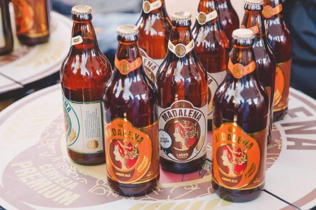 Cerveja Madalena: o rótulo de cervejas artesanais oferece opções por até 10 reais