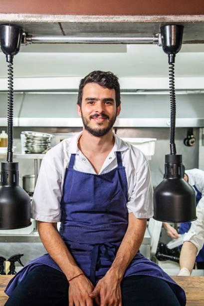 Farah: restaurante próprio em Pinheiros
