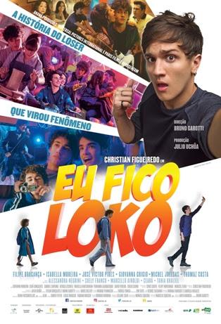 Pôster do filme 'Eu Fico Loko'