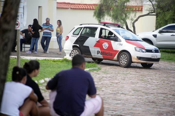REBELIÃO E FUGA DE PRESOS EM PENITENCIÁRIA DE BAURU