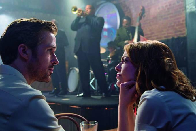 La La Land – Ryan Gosling e Emma Stone