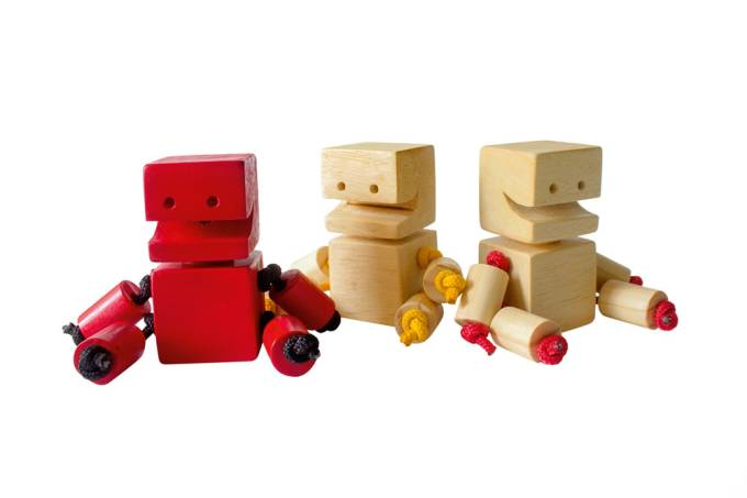 robôs infantis