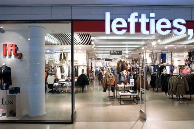 Lefties Zara