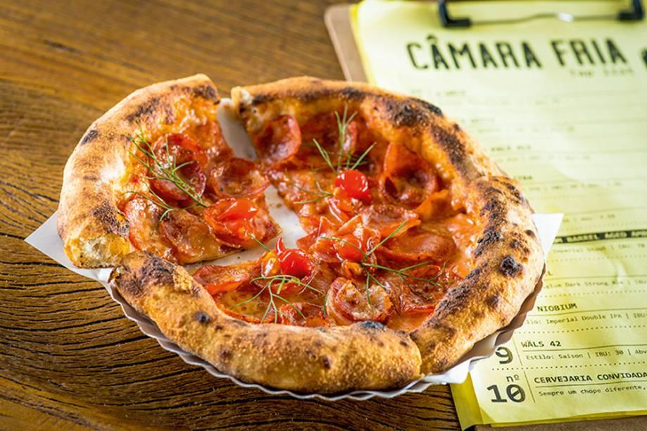 pizzas como a cf